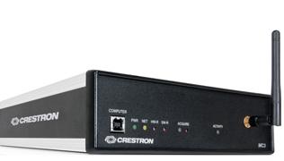 Контроллеры Crestron