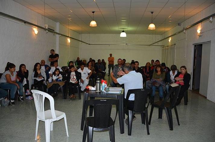 El Municipio vuelve a reunirse con Sociedades de Fomento y organizaciones barriales